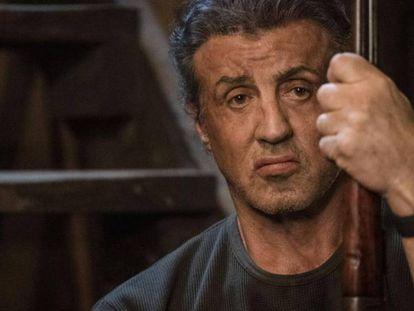 Sylvester Stallone, en 'Rambo: Last Blood'. En vídeo, el tráiler de la película.