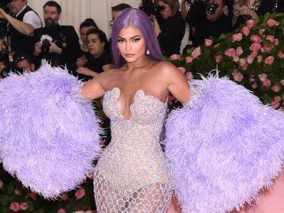 Kylie Jenner en Nueva York, el pasado mayo.