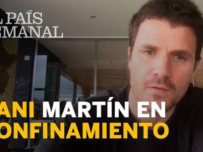"""Dani Martín: """"Al salir de casa toca ser muy precavido y hacer lo que nos digan"""""""