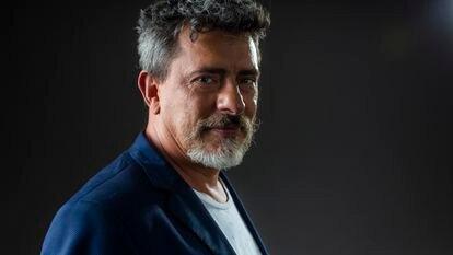 El dramaturgo y director teatral argentino Javier Daulte.