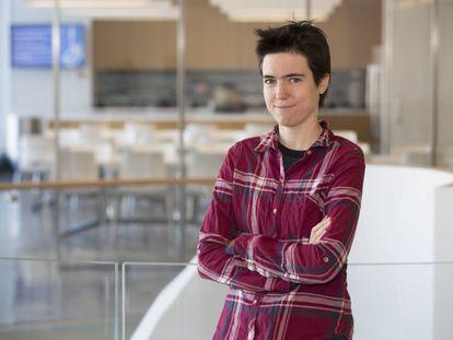 La ingeniera española Raquel Urtasun, jefa científica de Uber Advanced Technologies Group en Toronto.