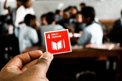 Hay 17 Objetivos de Desarrollo Sostenible. El cuarto llama a lograr que todo el mundo acceda a educación de calidad.