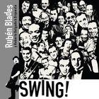 Portada del disco 'Swing!', de Rubén Blades