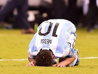 Argentina no se cansa de perder