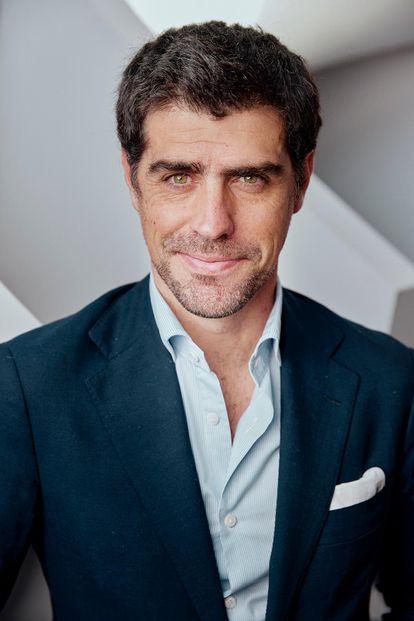 Jorge Coll, CEO de Colnaghi.