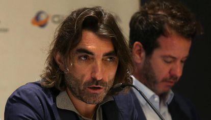 Javier Hidalgo, en agosto de 2020, entonces todavía consejero delegado de Globalia.