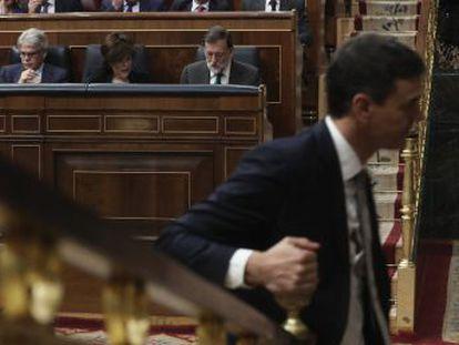Este proceso se ha vendido como decisión simple –contra Rajoy o con Rajoy– pero no es simple