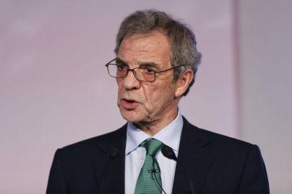 César Alierta, presidente deTelefónica.