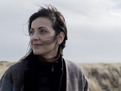 Nevenka Fernández, en una imagen de la serie documental de Netflix.
