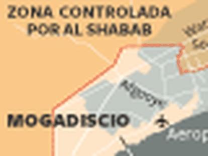 La guerra vuelve a las calles de Mogadiscio