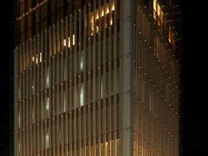 El lujoso restaurante, con estrella Michelin, de Bulgari en Tokio.