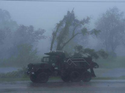 Luisiana declaró el estado de emergencia en previsión de la tormenta.