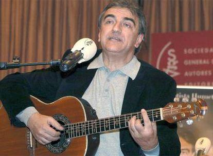 Joan Baptista Humet, en 2004.