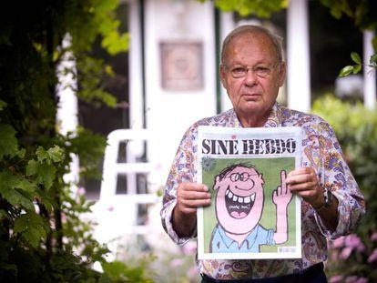 Maurice Sinet en una fotografía de 2008.