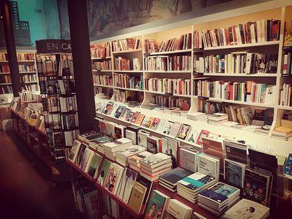 La librería Fan Set, en Valencia.