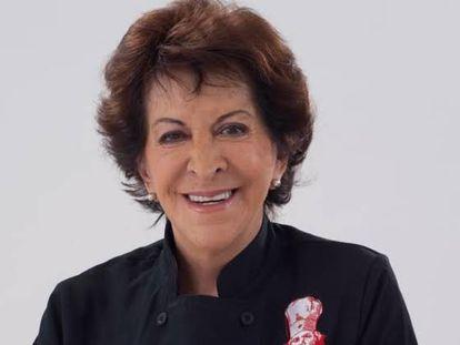 Chepina Peralta fue pionera de la gastronomía en televisión mexicana.