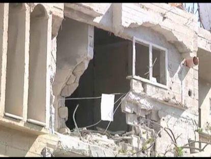 Gaza afronta un largo proceso de reconstrucción.