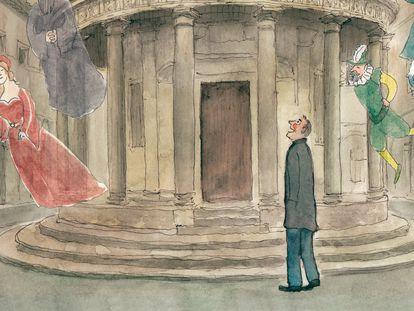 Lo que Roma esconde