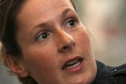 La exagente Kim Potter, del departamento de policía de Brooklyn Center, Minnesota.