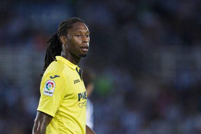 Semedo durante un partido con el Villarreal por la Liga.