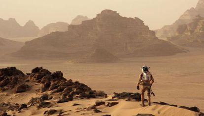 Fotograma de 'Marte (The martian).