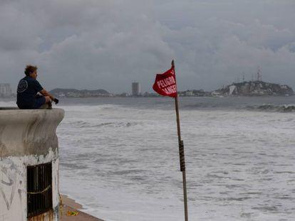 La tormenta tropical 'Pamela', en imágenes