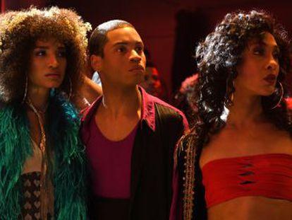 La nueva serie de Ryan Murphy, ambientada en la Nueva York de los años ochenta, cuenta con el mayor reparto transexual de la historia