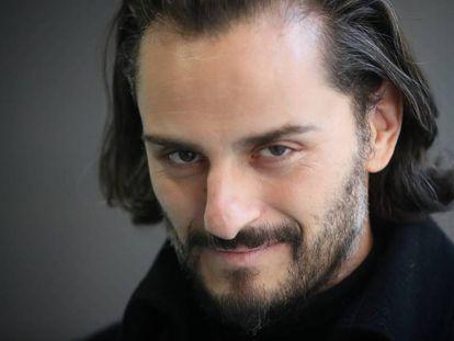 Asier Etxeandía, actor.