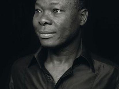 El arquitecto burkinés Francis Kéré.