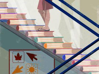 El otoño de las librerías