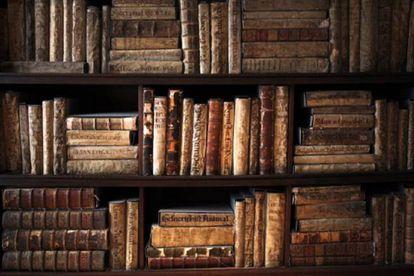 Biblioteca de Lope de Vega en su casa de Madrid