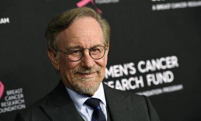 Steven Spielberg, el pasado 28 de febrero en Los Ángeles.