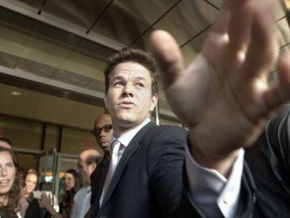 Dos películas le han bastado a Mark Wahlberg para conseguir los ingresos más altos del gremio