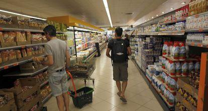 Tienda de Mercadona en Valencia