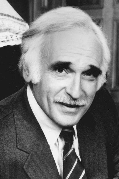 Harold Gould en 1986.