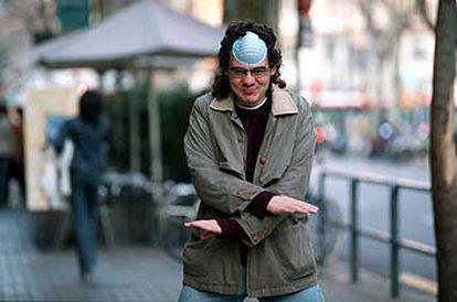 Flynn Kobe, administrador de Marcianos.net.
