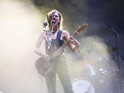 Charlamos con Wolf Alice, la banda que está poniendo patas arriba el panorama del  rock  alternativo