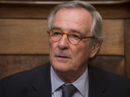 El alcalde de Barcelona, Xavier Trías.
