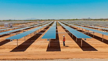 Planta fotovoltaica de Núñez de Balboa