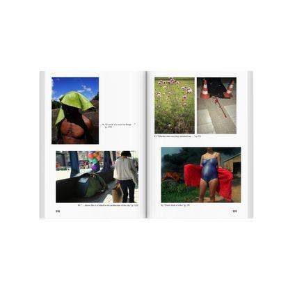 Páginas del libro 'Photo No-Nos: Meditaciones sobre lo que no se debe fotografiar' de Jason Fulford.