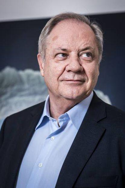 Santiago de Torres, presidente de Atrys Health