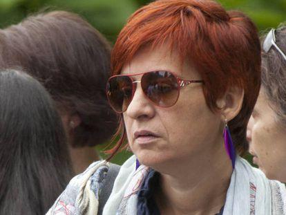Sandra Ortega, en una imagen de archivo.