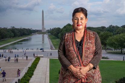 Thelma Aldana exfiscal General en Guatemala.