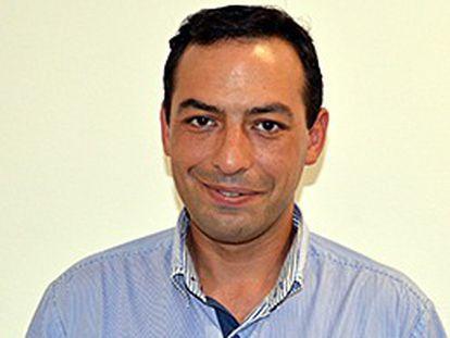 El portavoz del PP en el Ayuntamiento de Parla (Madrid), José Manuel Zarzoso.