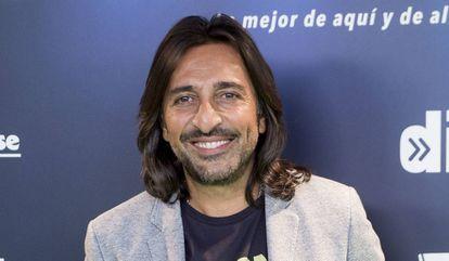 Antonio Carmona, el pasado 10 de septiembre en Madrid.