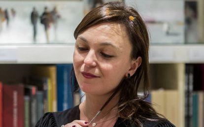 Anka Moldovan, nueva diputada popular en la Asamblea de Madrid