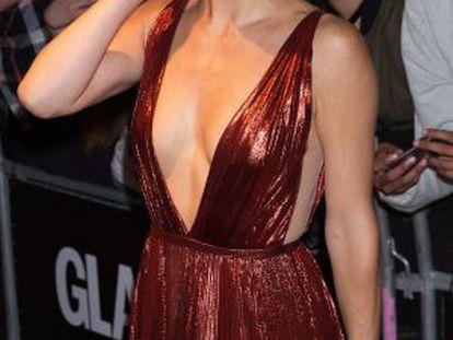 Kate Hudsonn, en los premios Glamour.