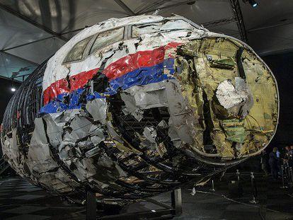 Holanda concluye que un misil de fabricación rusa derribó al MH17
