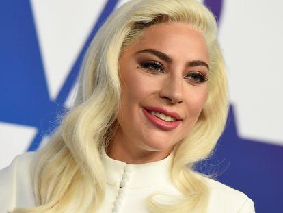 La cantante Lady Gaga en Beverly Hills en 2019.
