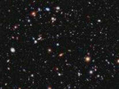 Las estrellas solo componen el 8% de la materia visible. El 90% es gas caliente que en gran parte es indetectable. Ahora, un grupo de científicos ha logrado identificarlo
